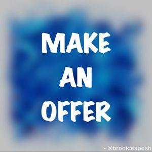 MAKE AN OFFER !!! ⭐️